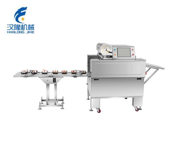 HLBZ-25L全自动保鲜膜包装机
