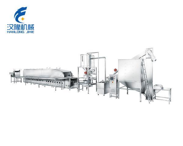 HLMF-600全自动米饭生产线