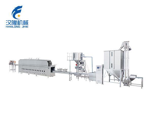 HLMF-450全自动米饭生产线