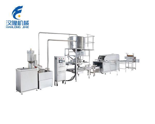 HLMF-150自动米饭生产线