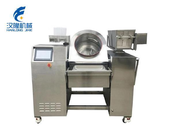 HLCC-600C全自动智能炒菜机