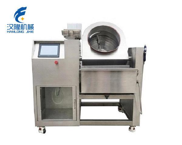 HLCC-600B全自动智能炒菜机