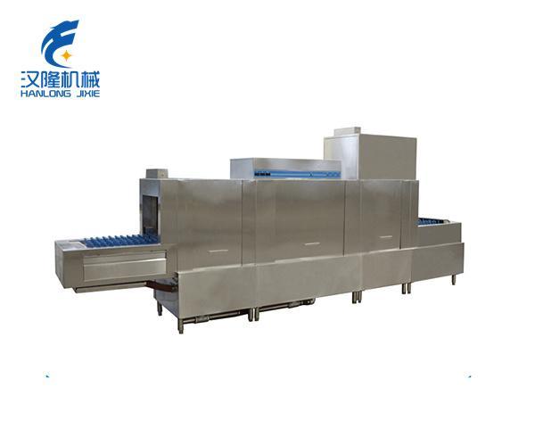 HLXW-5000E长龙式双喷洗碗机(电加热)