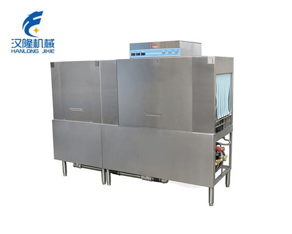 HLXW-202双缸双喷通道洗碗机