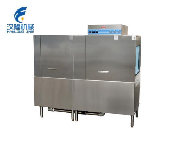 HLXW-202双缸单喷通道洗碗机