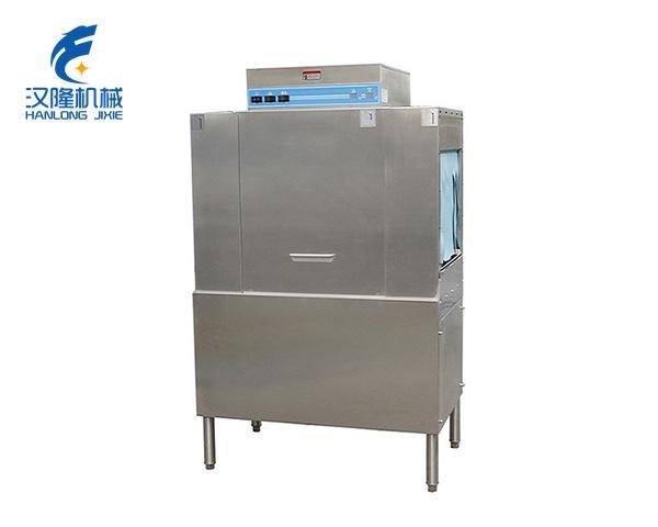 HLXW-200单缸单喷通道式洗碗机